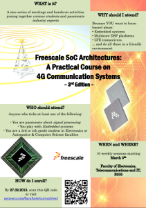2015_Freescale%20SoC_Architectures